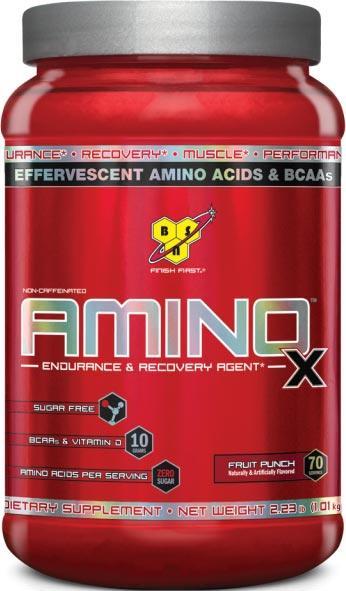 Integratori aminoacidi - bcaa