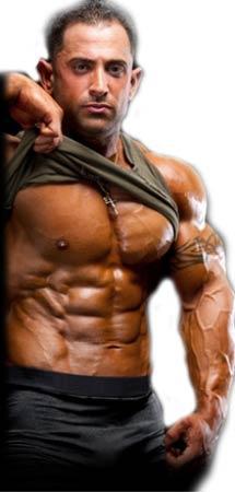 Integratori alimentari per massa muscolare