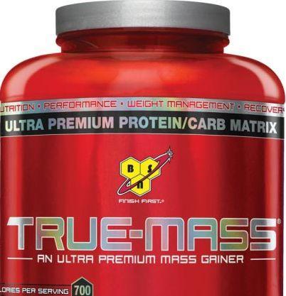 Mass gainer True mass