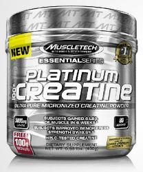 Creatina muscletech
