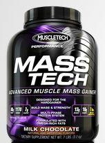Mass tech muscletech gainer