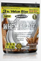 Proteine whey isolate