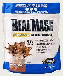 Proteine mass gainer Real mass