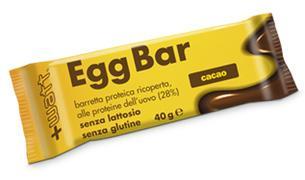 Barrette dietetiche Egg bar