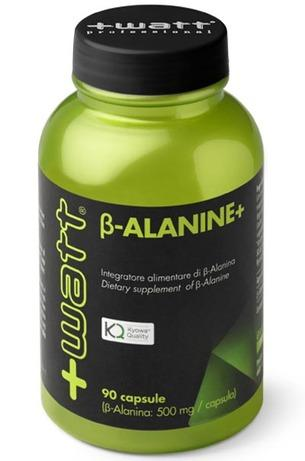 Integratori pre workout - beta alanine