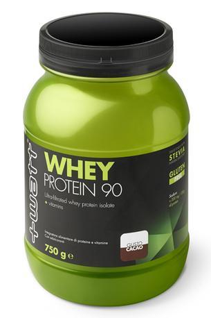 le proteine del latte