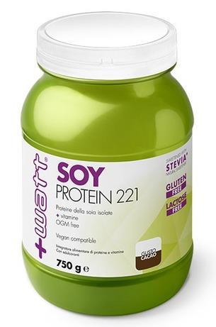proteine di soia in polvere