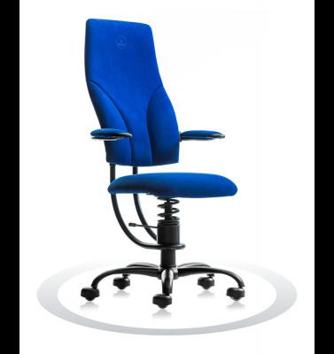 Sedia computer ergonomica