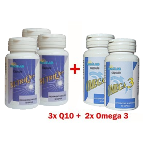 acidi grassi essenzialli omega 3