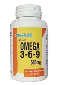 Capsule olio di pesce Omega 3