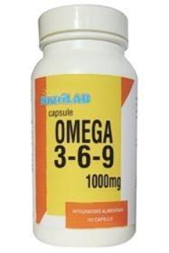 integratori omega 3 e 6