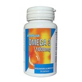 olio di pesce omega 3