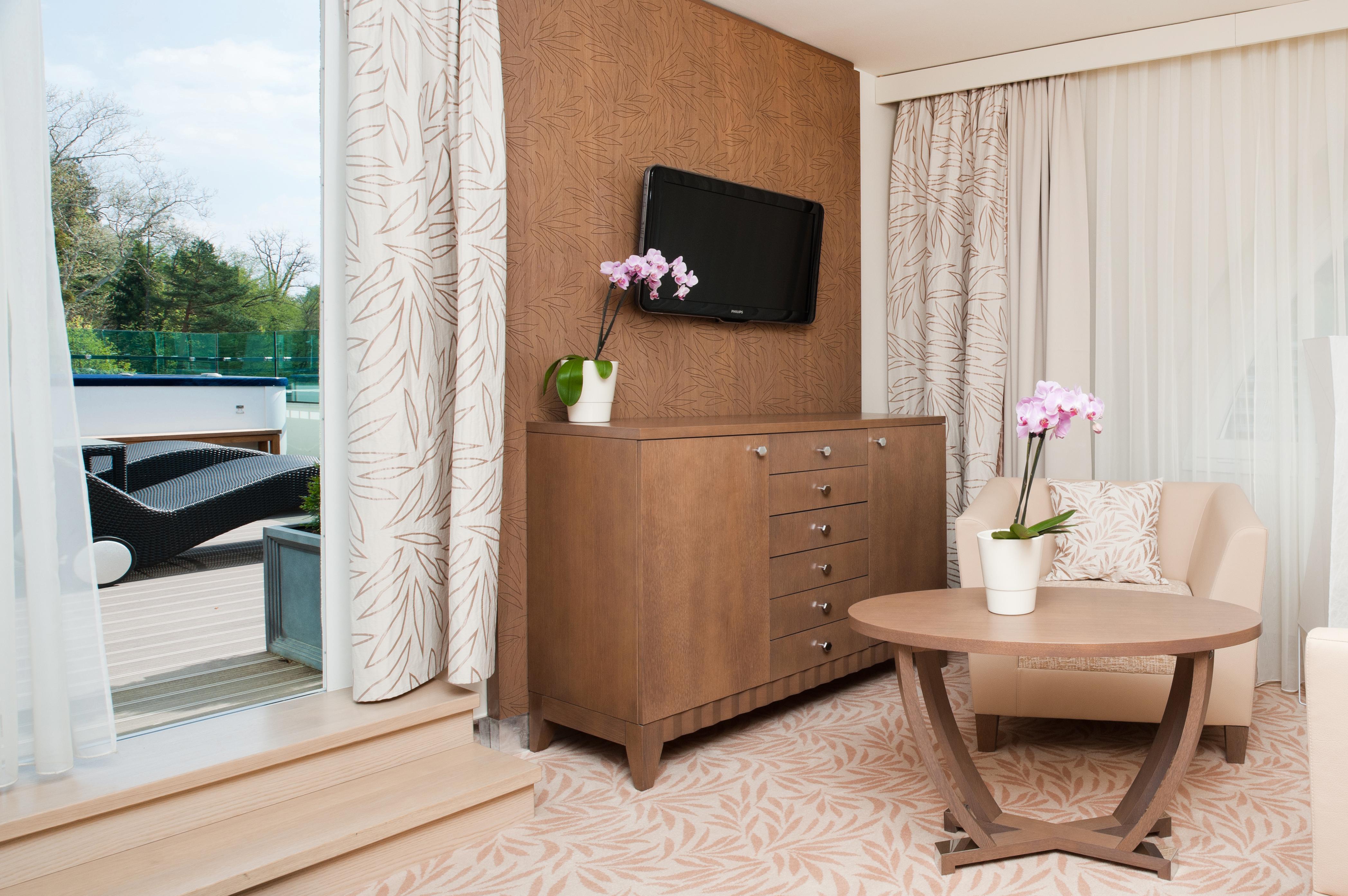 hotel di lusso con spa
