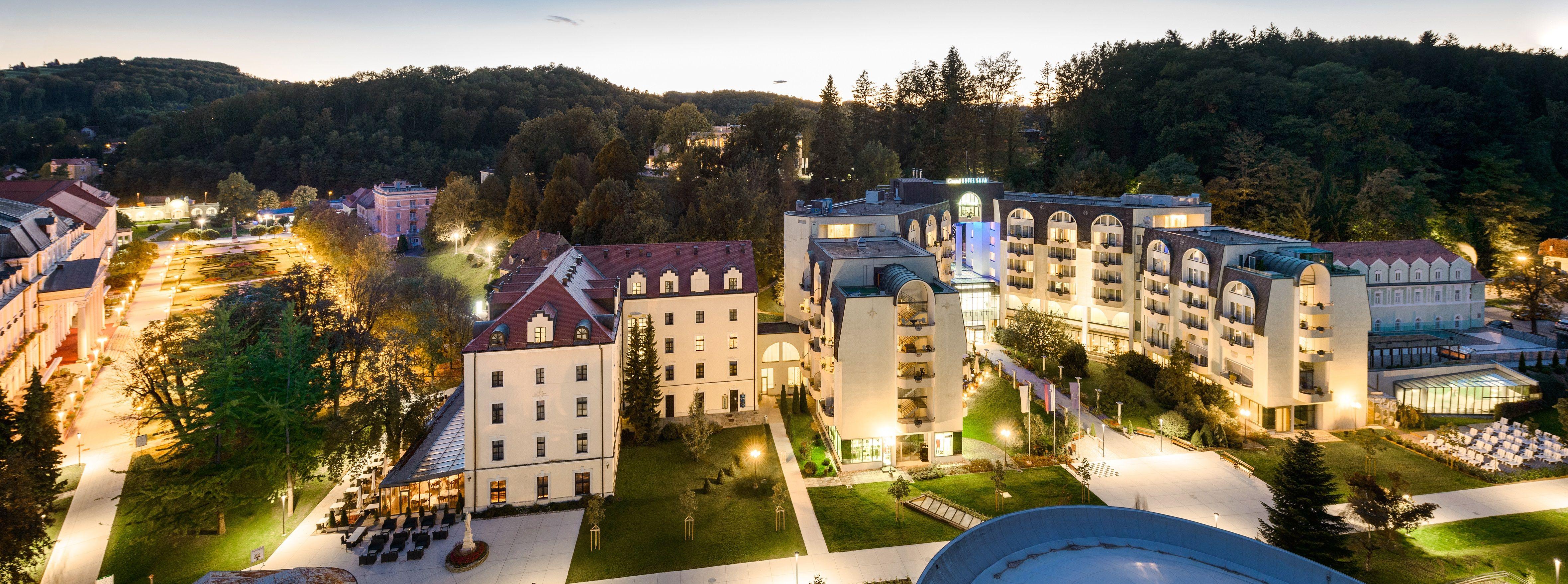 hotel con spa slovenia
