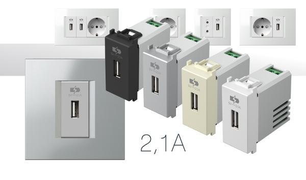 presa elettrica di corrente italia