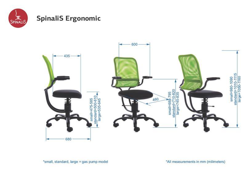 Sedie ergonomiche per ufficio prezzi le sedie ergonomiche for Sedie economiche per ufficio