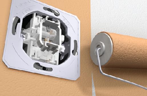 Collegamento interruttore luce e presa installazione facile for Collegamento interruttore luce
