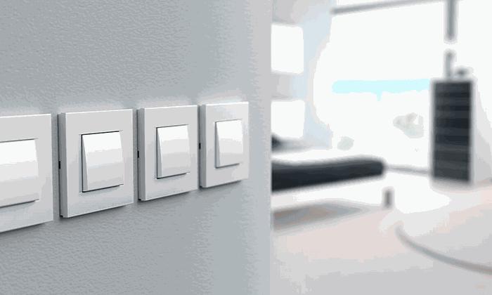 impianto interruttore luce